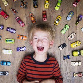 come scegliere un giocattolo in base all'età