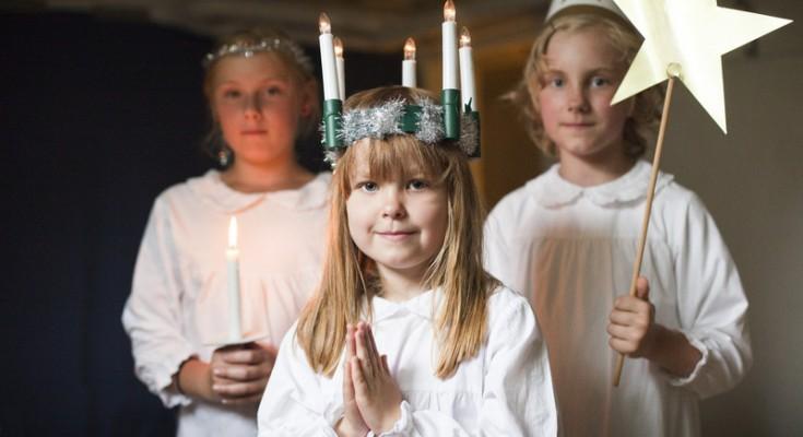 storia di santa lucia